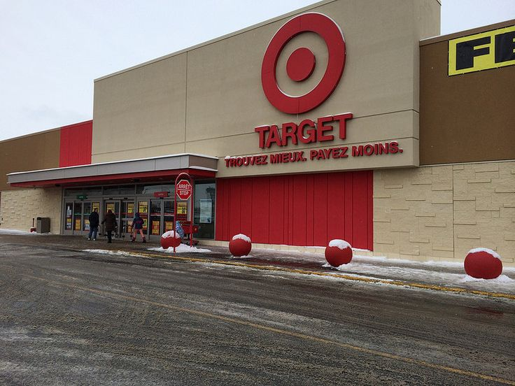 TIL that Target Canada was so poorly planned out and such a failure that Canadians continued to cross the border to shop at Target stores in the United States.