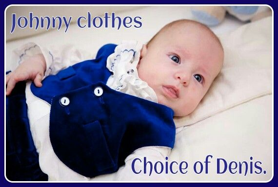 Clothes for new by born