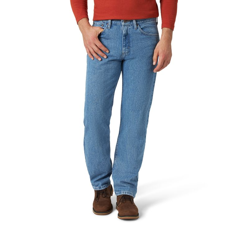 wrangler relaxed fit jeans walmart
