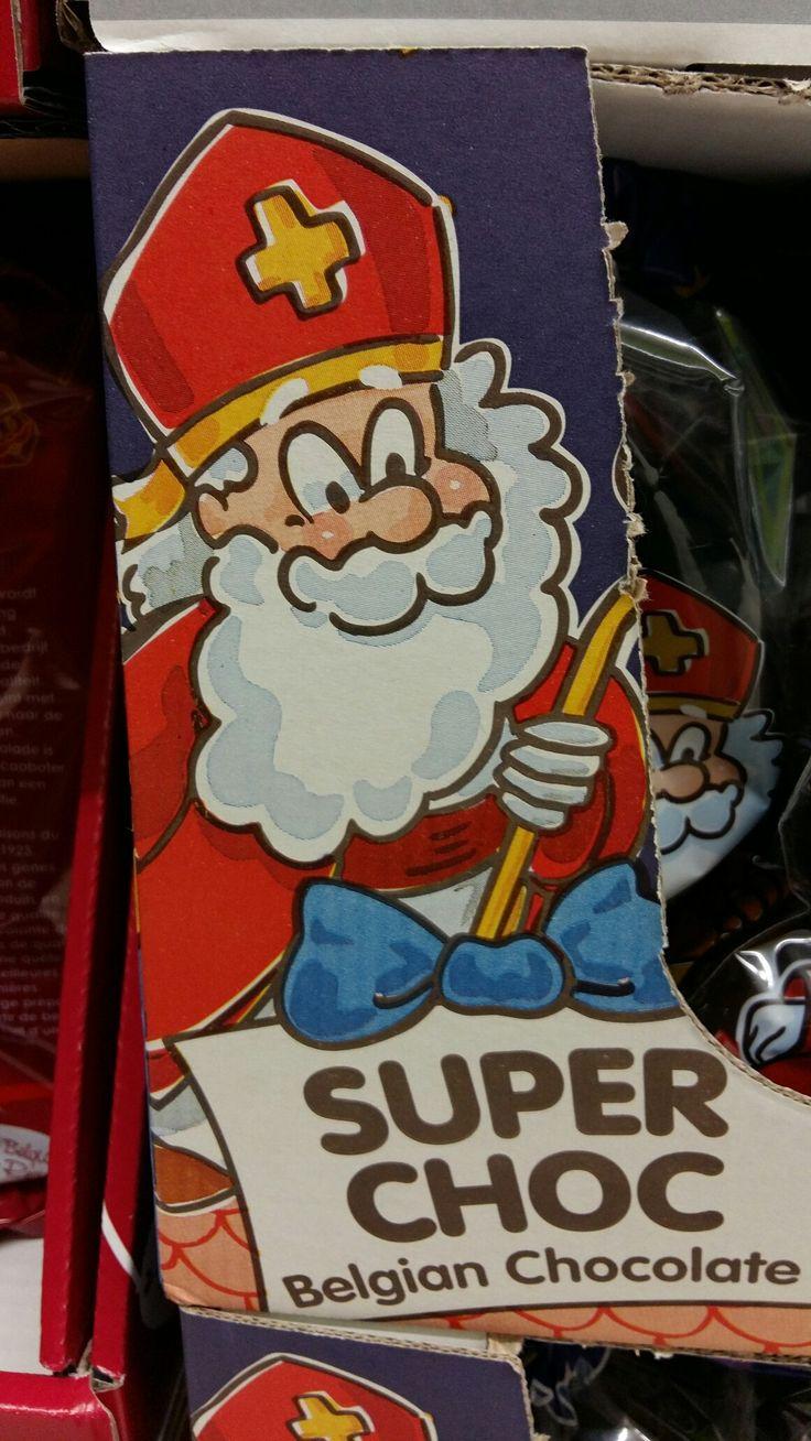 Sinterklaas lekkernij