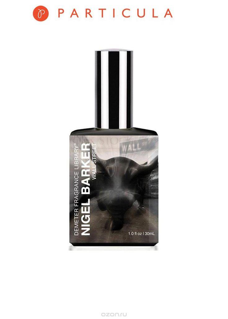 "духи-спрей ""Найджел Баркер Уолл-Стрит""/""Nigel Barker Wall Street"" от Деметр/Demeter Fragrance Library #уоллстрит #деметр #духиспрей #мужскойпарфюм"