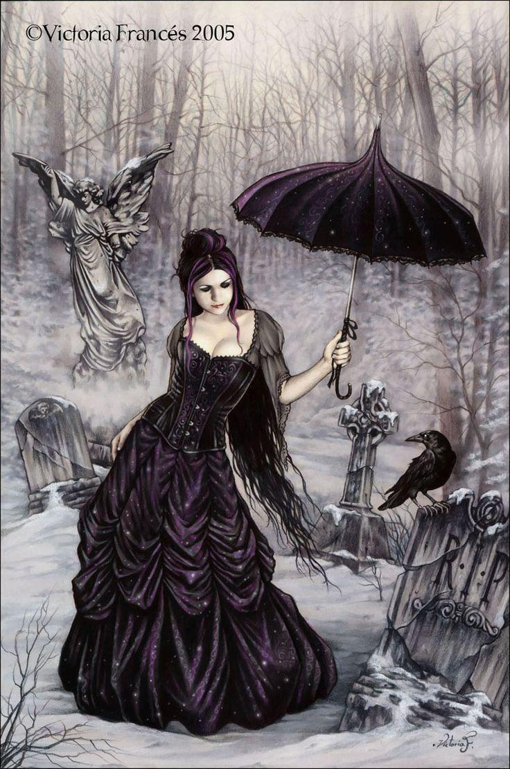 Angelique ~ Victoria Frances