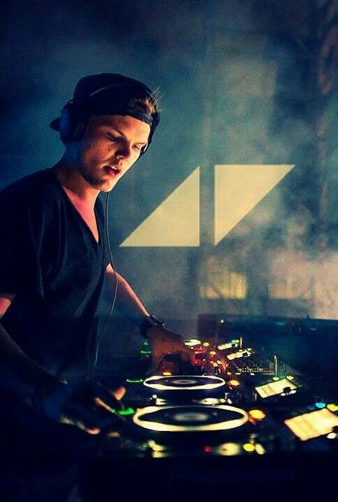 avicii, dj, and music Bild