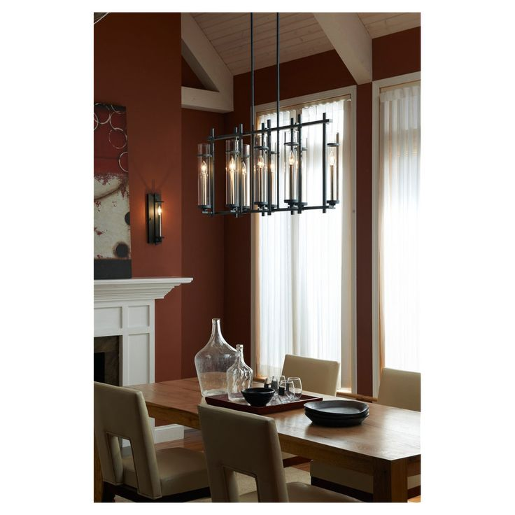 Ethan chandelier feiss at lightology modern home design for luxury houses dining room