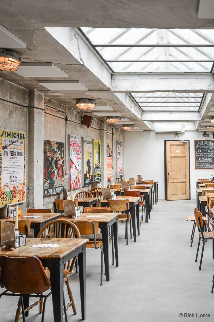 Cafe van Mechelen Amsterdam © Binti Home