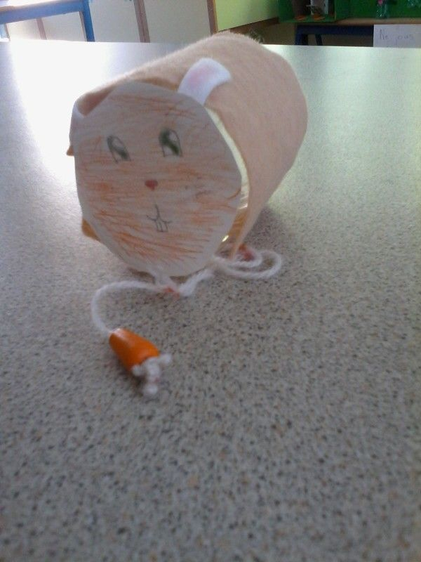 Bilboquet lapin