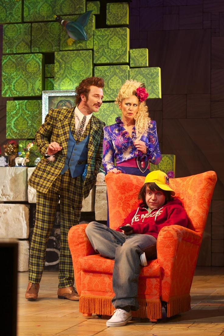 Matilda the Musical - the Wormwoods #stage #broadway #matilda