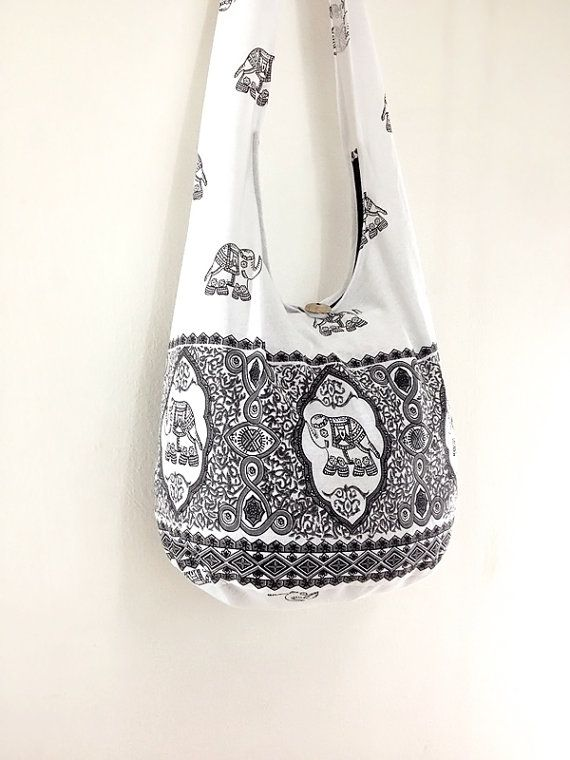 Hippie Hobo Shoulder Bag – Shoulder Travel Bag