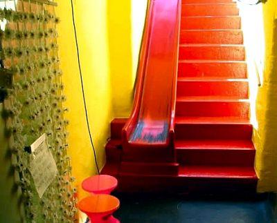 Best 25 Stair slide ideas on Pinterest