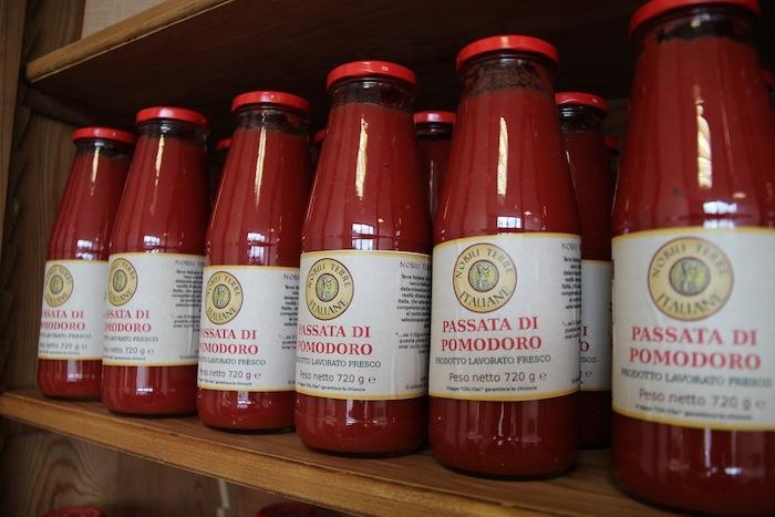 La passata di pomodoro della tradizione pugliese.