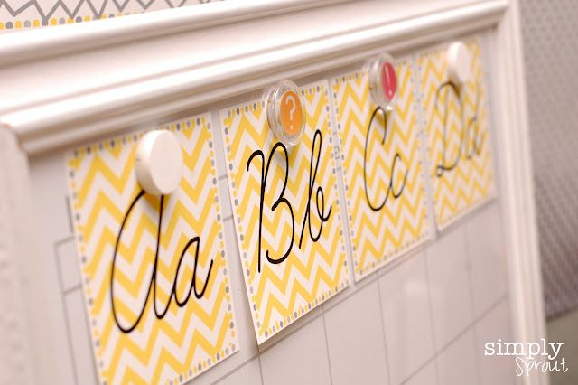 1000+ images about Classroom Theme:YELLOW AND BLACK on Pinterest ...