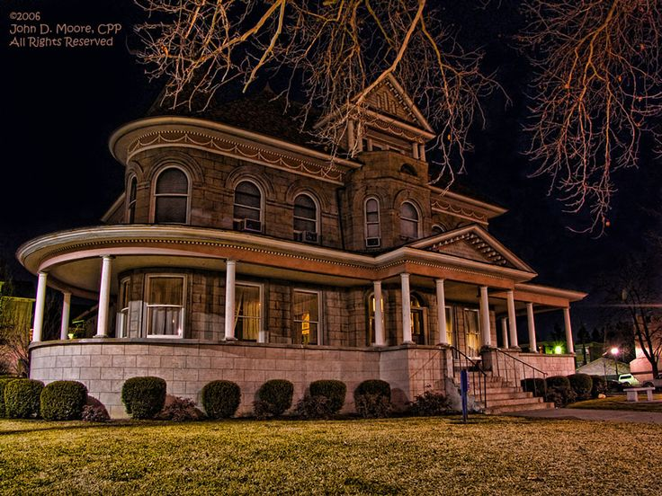 17 best images about historic spokane on pinterest for Victorian house facts