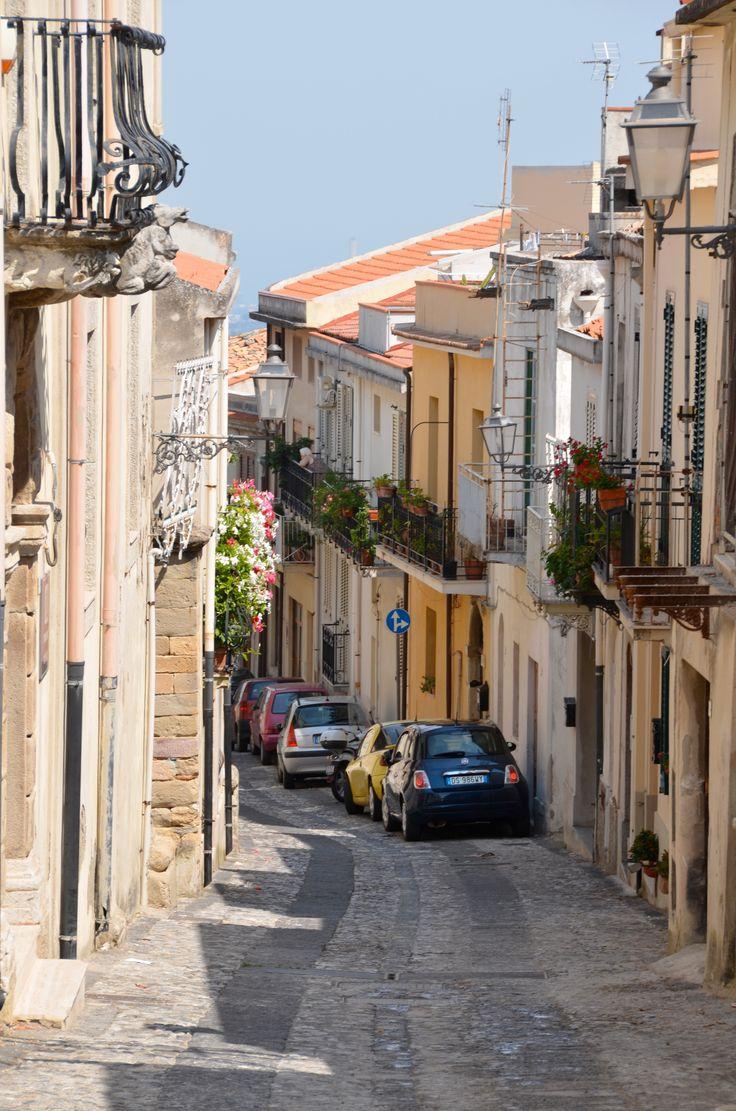 Castroreale, Sicily.