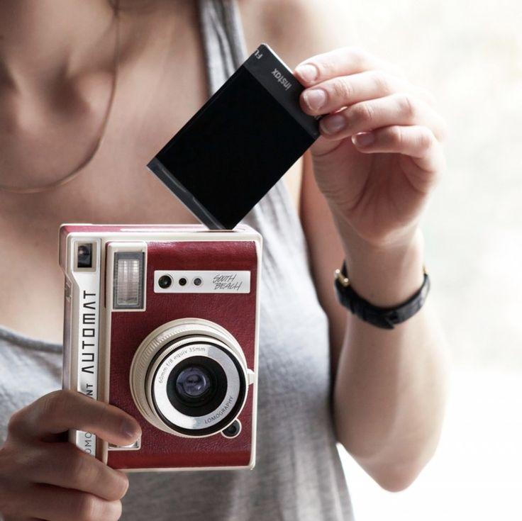 Instantný fotoaparát Lomo Instant Automat od Lomography