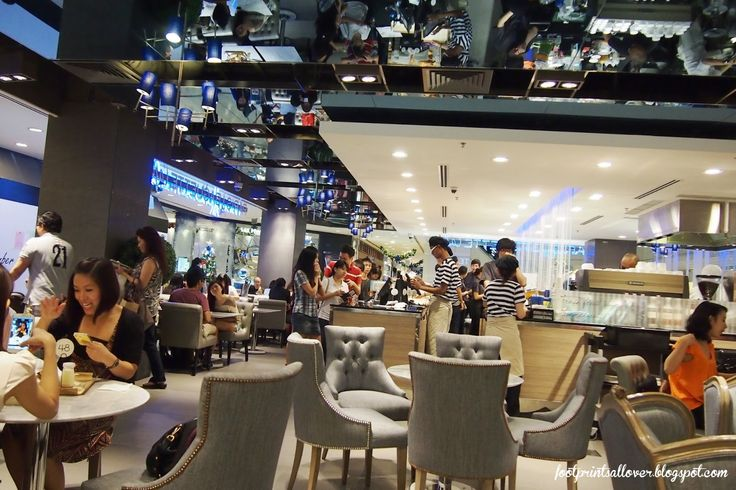 paris baguette singapore | we were too full to try out their breads so we packed a couple home ...