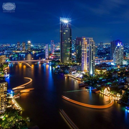 #1 Spend five days in two of the most happening cities in the world - #Bangkok and #Pattaya! Bring home a bouquet of memories and stories to tell.Travel to Thailand with us at just Rs 31,272! Click here: http://cnk.com/ReasonsToVisitThailand