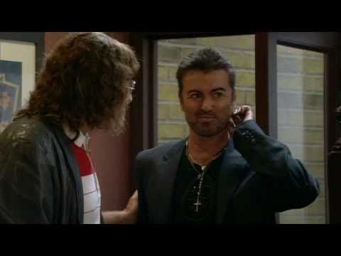 Little Britain meet George Michael - Classic Comic Relief - YouTube