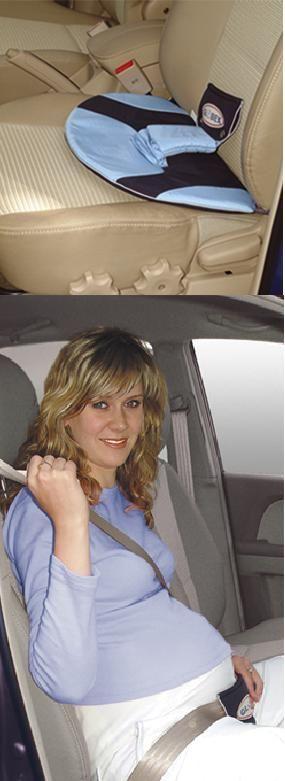 Автомобильный ремень для беременных Globex