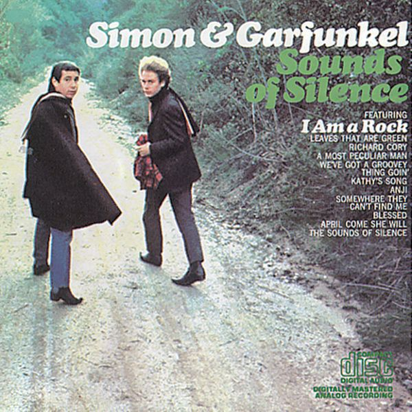 Today their acclaim is universal but in 1964 Simon & Garfunkel's debut LP Wednesday Morning, 3 A.M. only sold about 2,000 copies. A mix of Paul Simon originals, folk covers and traditional tunes, its highlight was a Simon composition recorded on March 10, 1964, The Sounds of Silence.