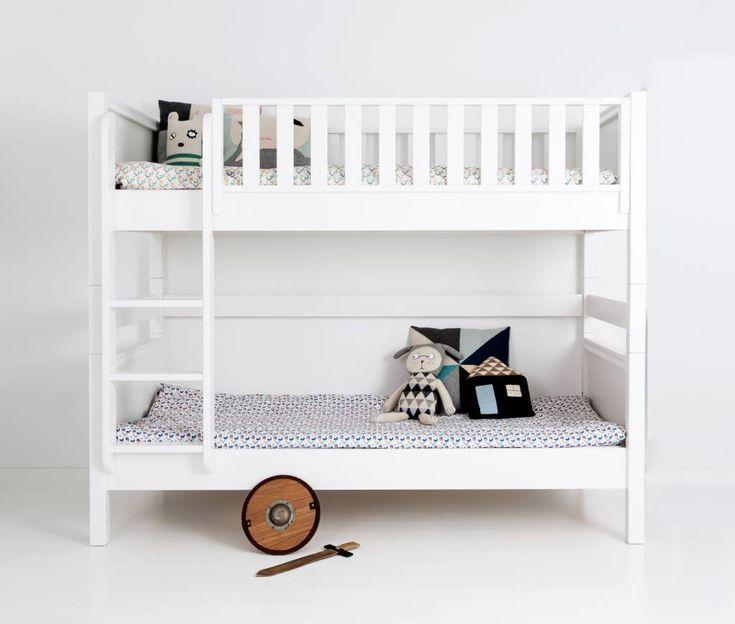 das etagenbett fanny von sanders hat eine gesamthhe von 165 cm und ein matratzenma von 90 - Einfache Hausgemachte Etagenbetten