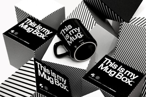 Graphic Design by Mash Creative. More on http://lookslikegooddesign.com/graphic-design-mash-creative/