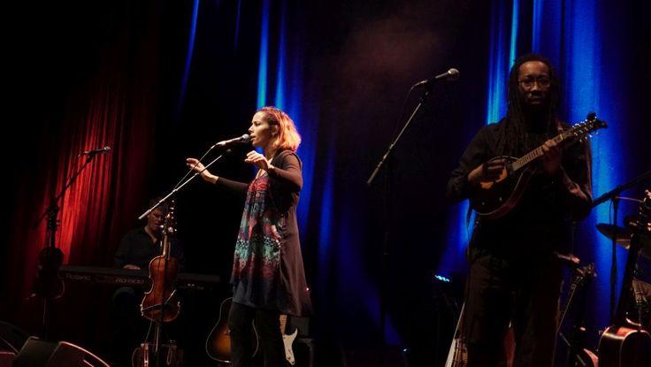 Konzert-Bericht: Rhiannon Giddens, Köln, 29.03.17