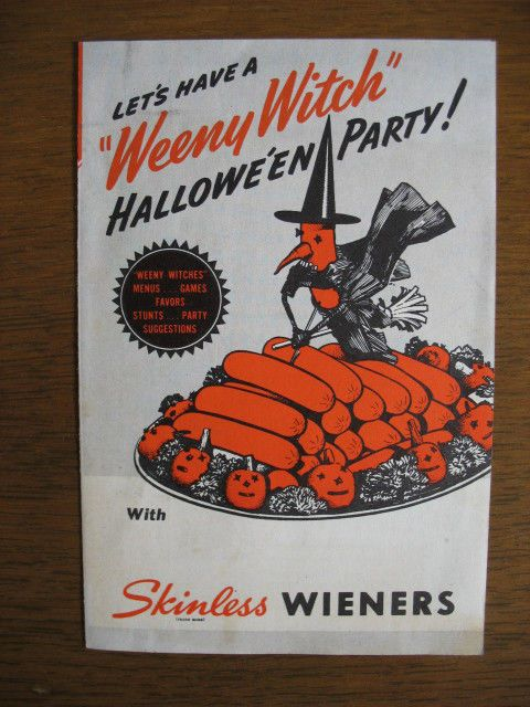 19 best Halloween Hallo-Wiener Party images on Pinterest ...