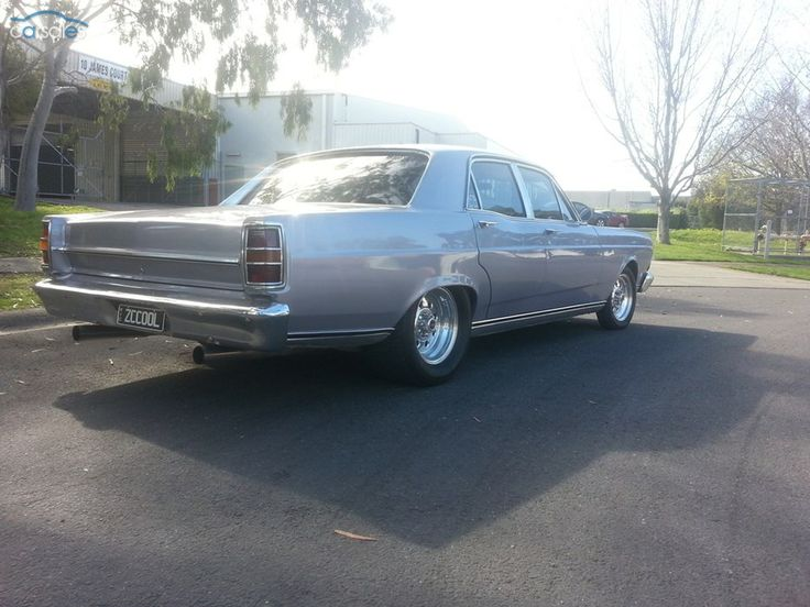 1970 Ford Fairlane ZD 500