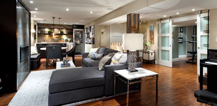 Shop the Show: Get a Bright Basement by Candice Olson