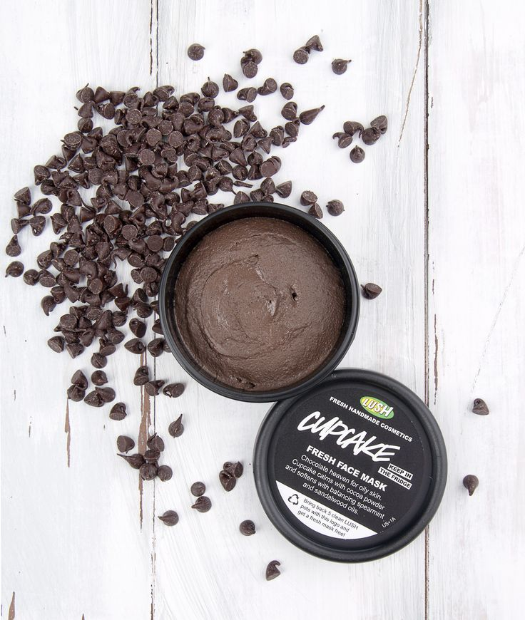Spa night with Fresh Face Masks. CHocolate cupcake facemask...can you say AWESOME!!