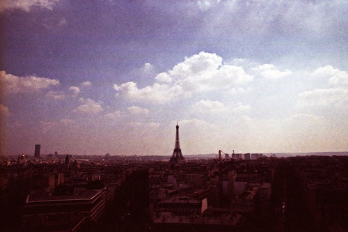 Going to be here one dayOne Day, Paris Paris, La France