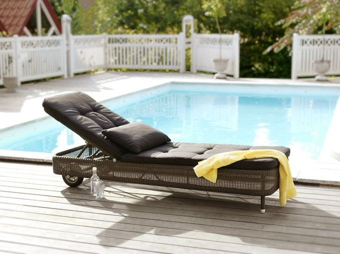 The Presley Sunbed is stunning and comes in other colour ways with optional cushion colours.