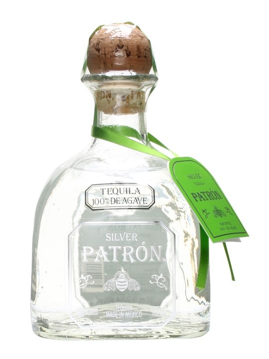 Patron Silver Tequila : The Whisky Exchange