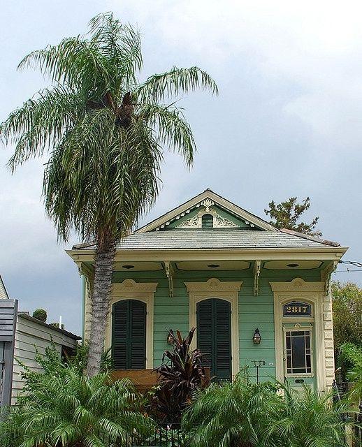 amazing beach houses in louisiana #5: New Orleans, Louisiana. perfect. Tiny CottagesBeach ...