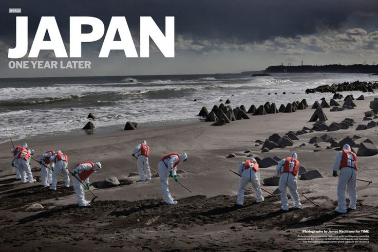 "From ""Japan One Year Later."" March 12, 2012 issue. Photograph by James Nachtwey"