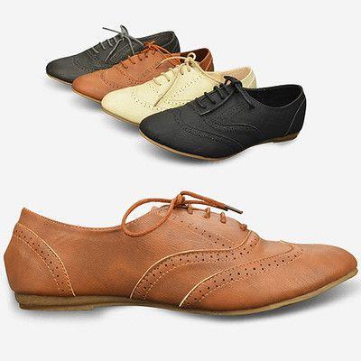 Sensible Oxford Shoes For Women