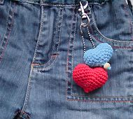 3D Heart ~ crochet pattern