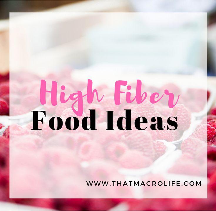Best 25+ High fiber foods ideas on Pinterest | Fiber rich diet, High fiber oatmeal recipe and ...