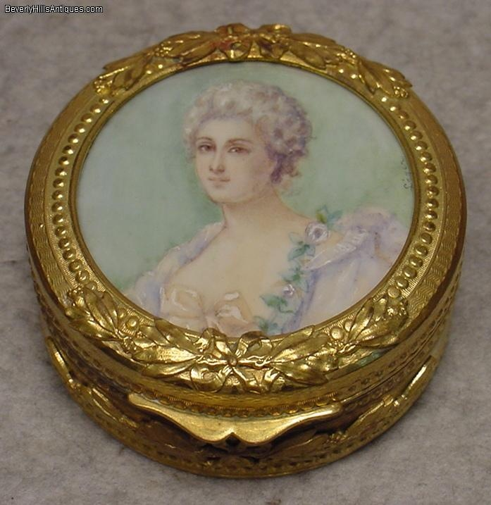 Antiques.com | Classifieds| Antiques » Antique and Vintage Jewelry » Antique Jewelry Boxes For Sale Catalog 7