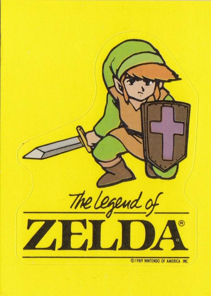 Zelda Vintage 54