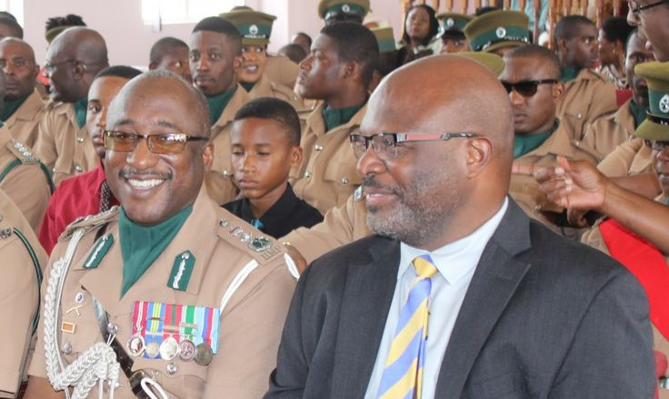 Prison officers assured of job security - http://www.barbadostoday.bb/2015/10/11/prison-officers-assured-of-job-security/