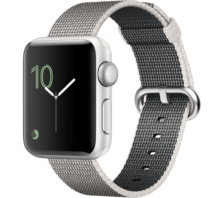 APPLE  Watch Series 2 - 38 mm Price: £ 369.00 Top features: - Built-in GPS records data and guides you without needing your iPhone - Waterproof to 50m gives you sports tracking in the water and in any weather - New dual-core processor opens and runs apps much faster - Integrated fitness and health apps keep you moving, motivated, and healthy Built-in GPS The Apple Watch now comes with...