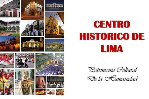 PATRICIA DIAS - Gerente del Programa de Recuperación del Centro Histórico de Lima