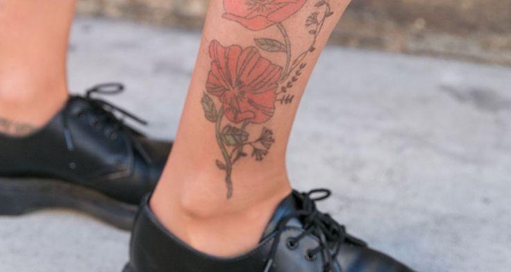 Tatuajes hechos en casa.