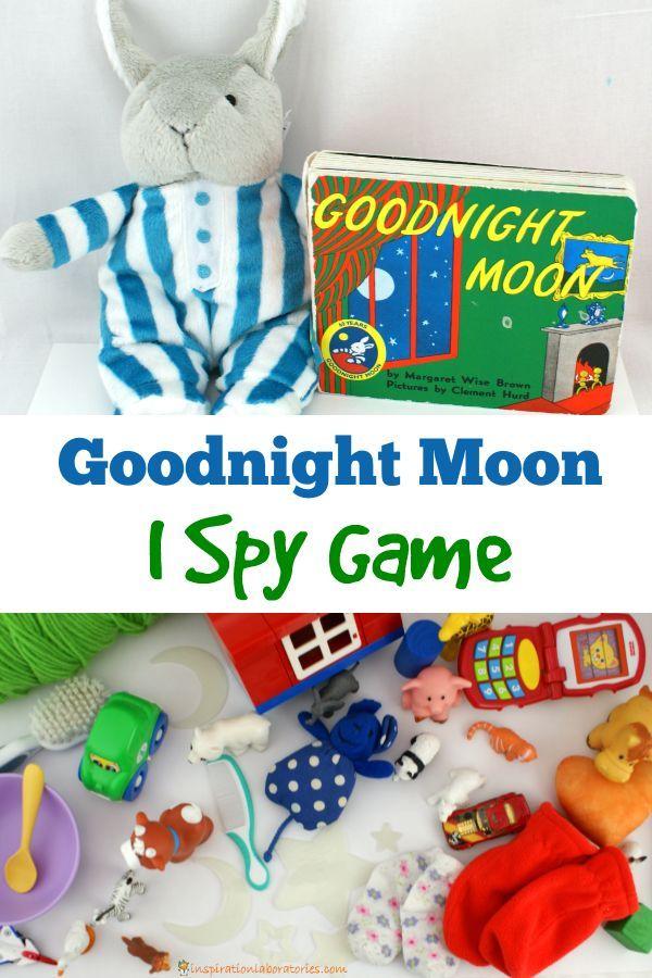 Goodnight Moon I Spy Game