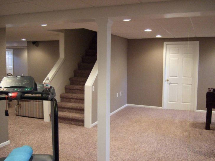 Unique Small Finished Basement Ideas Cost Rambler House Plans With Basement Remodeling Basement Remodel Diy Basement Design