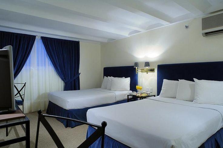 Hab. Doble Hotel San Leonardo Puebla