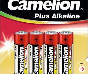 Camelion mignon alcalines 4Blister: Camelion Mignon alcalines 4sous blisterDans son emballage blister 4Non rechargeablePolarité (plus ou…