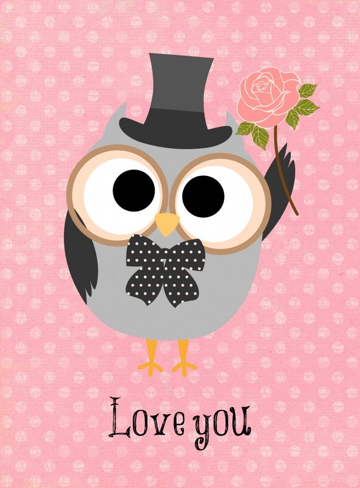 Free Valentines Day Printables Owl Planners And Owl