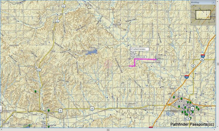 Jayhawk Area, Sojadi, Cache to Eagle 2 Outdoor